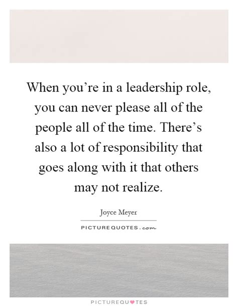 leadership role quotes sayings leadership role picture