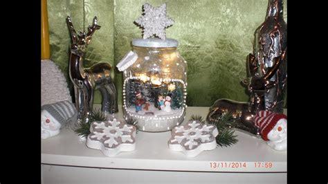 Edle Weihnachtsdeko Fenster by Winterglas Variante 3 Winter Im Glas Weihnachtsglas With