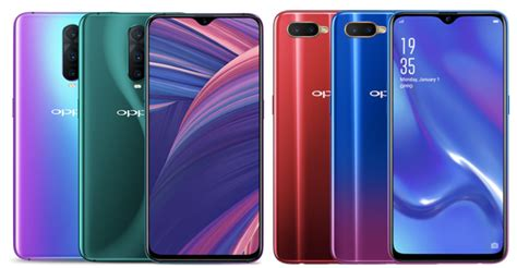 oppo rx17 pro and rx17 neo with 6 4 inch fhd amoled display in display fingerprint sensor