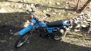 1980 Suzuki Ts-185