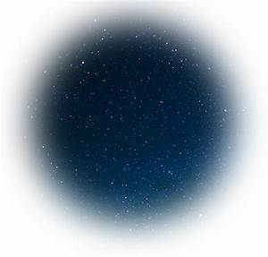 sky stars sparkles night nightsky circle effects pretty...