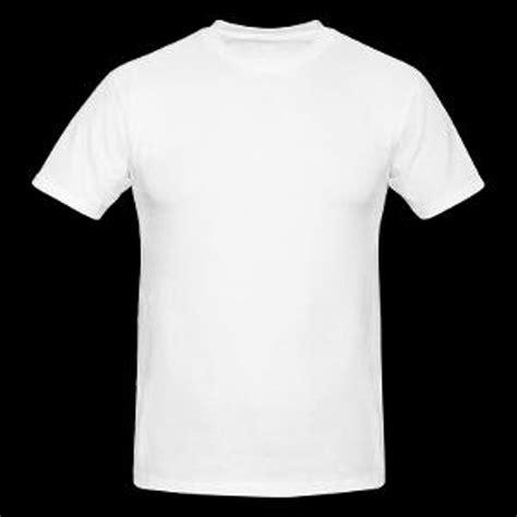 Jual Cotton Combed 20s Kaos Polos Warna Putih dan Hitam di