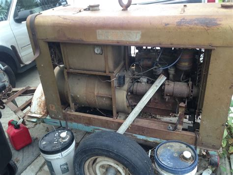 industrial welder generator ewillys page