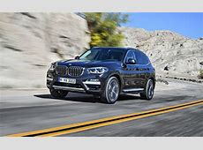 2018 BMW X3 Official Photos and Info News Car and Driver