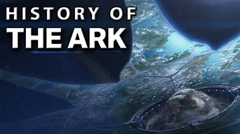 History of the Ark - Halo Wars 2 Primer Series - YouTube