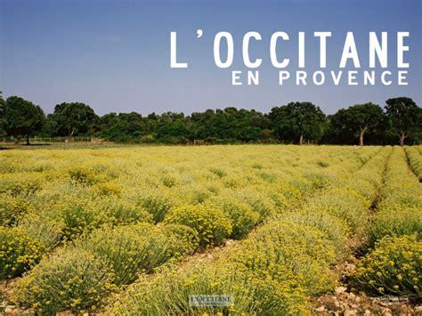 l occitane en provence si鑒e l 39 occitane