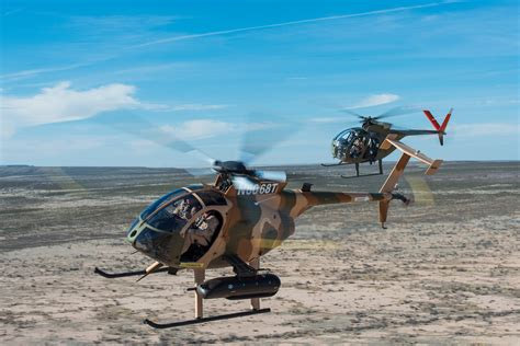 MD Helicopters MH-6 Little Bird - Wikipedia