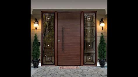 jenis desain pintu rumah mewah klasik  modern cantik