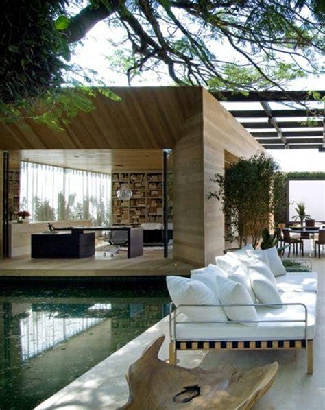 wooden bungalow prefab house  highly modern wood  log homes interior design ideas