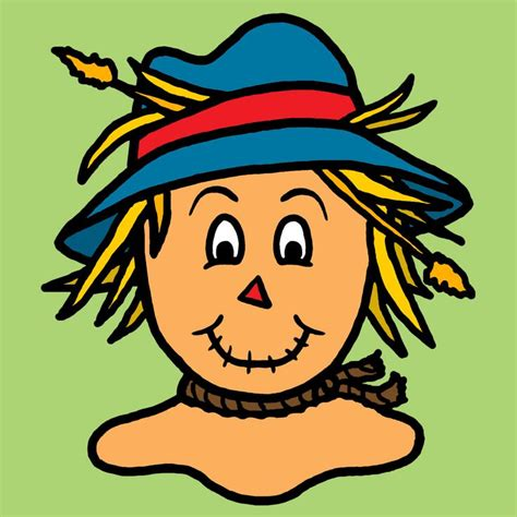 cute scarecrow head clipart 20 free Cliparts | Download ...