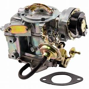 1bbl Type E Choke Carburador For Ford F150 250 Engines 4