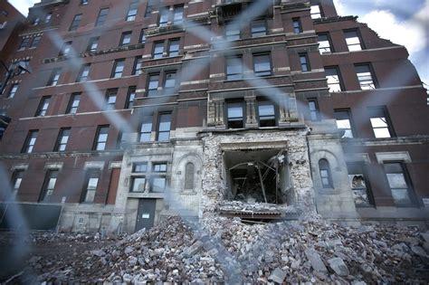 turn   century era buildings demolished chicago tribune