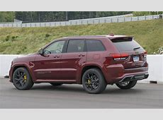 2018 Jeep Grand Cherokee Trackhawk First Drive Review