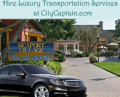 Luxury Transportation by Hire Luxury Transportation Services For A Visit To The