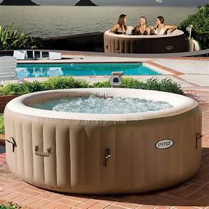 Whirlpool Rund Outdoor : intex 128404 whirlpool spa 196x71cm pool bathtub jacuzzi bathtub whirl tub ~ Sanjose-hotels-ca.com Haus und Dekorationen