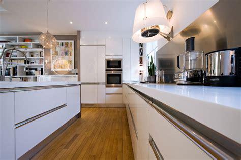modele cuisine blanc laqué modele cuisine blanc laqu modele cuisine blanc laqu