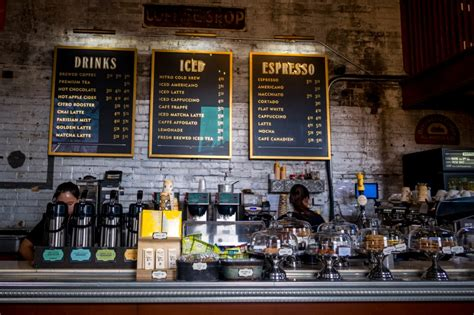 At distrikt we strive to produce quality coffee, food and service. A Quick Guide To Toronto's Distillery District - A City Girl Outside