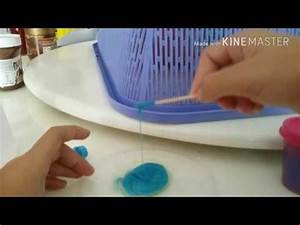 How To make Neon Blue Slime