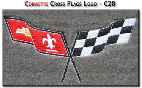 Car Motorsports Chevrolet Floor Mat Logos
