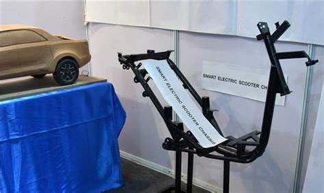 pune based cas modeling plans smart electric scooter