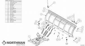 Northman 2300 Series Snowplow