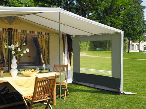 chambre pour auvent de caravane avancee pare soleil pour auvent clairval