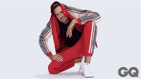 Armie Hammer's tracksuit is your WFH 'fit of the year ...