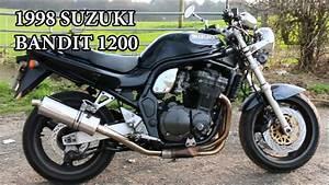 Suzuki Bandit 1200 S : 1998 suzuki bandit gsf 1200 motorcycle review youtube ~ Kayakingforconservation.com Haus und Dekorationen