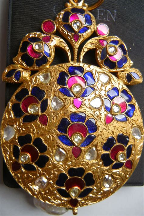 dsource products kundan meena jewelry jaipur