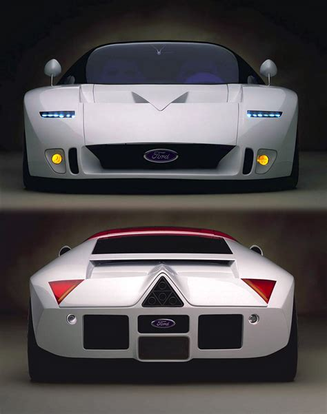 Ford Gt 90 Price by 1995 Ford Gt90 Concept Specifications Photo Price