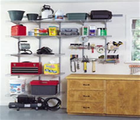 closetmaid garage shelves closetmaid of western kentucky closets by design