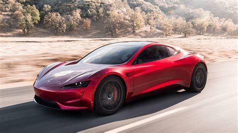 New Tesla Roadster 060 In 19 Seconds, 620mile Range