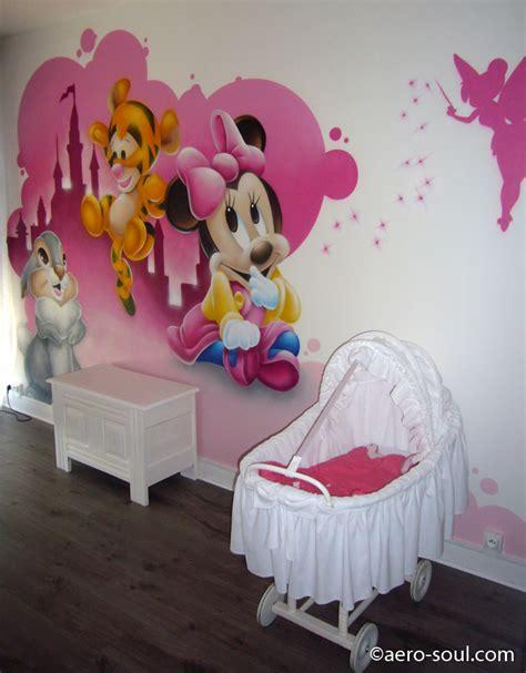 chambre bébé tigrou décoration chambre tigrou