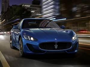 Maserati GranTurismo HD Wallpaper Background Image