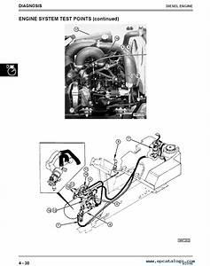 John Deere 425 Parts Manual