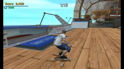 Lets Play - Tony Hawku0026#39;s Pro Skater 3 - Cruise Ship - Part 9 - YouTube