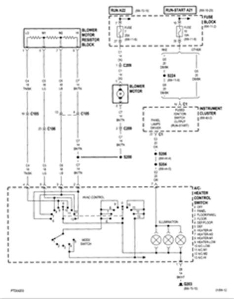 Wiring Diagram Grand Caravan 2006 by 03 Dodge Caravan Wiring Diagram Wiring Diagram