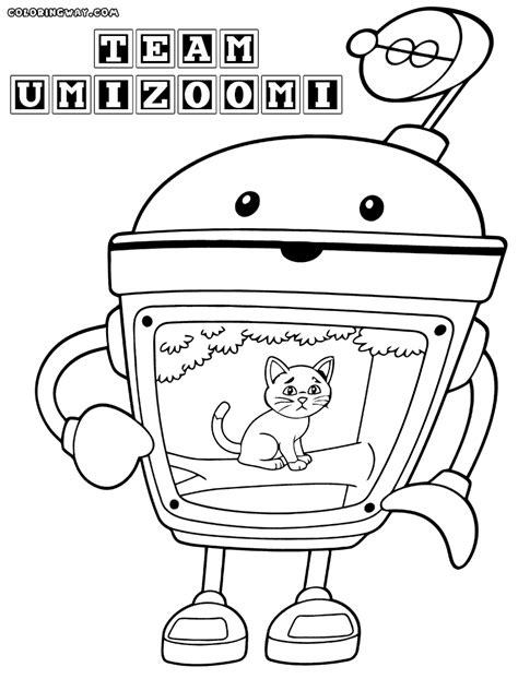 team umizoomi coloring pages team umizoomi coloring