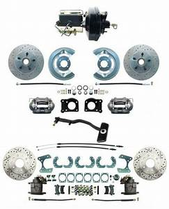 1964.5-1966 Ford Mustang 4 Wheel Power Disc Brake Conversion | Other Parts & Accessories | City ...