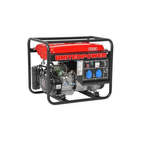 Motor Monofazic 3 Kw Pret by Generator De Curent Hecht Nordex Gg 3300 Monofazic