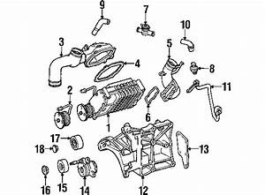 Mercedes Benz E350 Parts Diagram