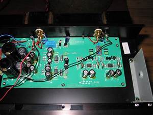 Undoing Some Diy On A Rotel Phono Stage - Diy
