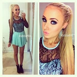 1000+ images about Lauren Curtis on Pinterest | Make up ...