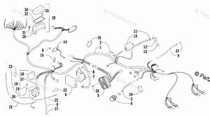Arctic Cat Atv 2002 Oem Parts Diagram For Wiring Harness