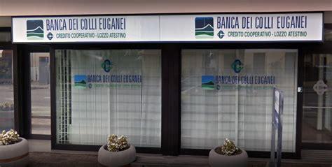 Banca Colli Euganei by Banca Dei Colli Euganei Paolo Fontana Design