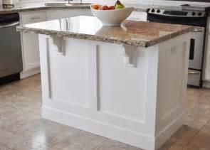 custom built kitchen island the dizzy house house 1