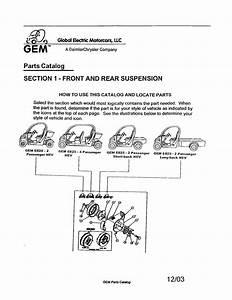 Gem Products Gem E825 Four Wheelers  U0026 Atvs Parts