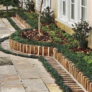 Brick, Edging, U0026, Brick, Bbq, -, Landscape, Gardening, Job, In, Northampton, Northamptonshire