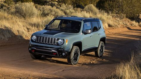 Jeep Renegade Trailhawk (2015) Wallpapers And Hd Images
