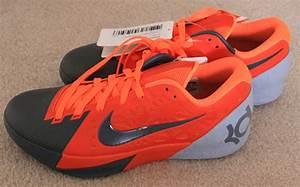 Nike KD Trey 5 - Team Orange - Grey - SneakerNews.com